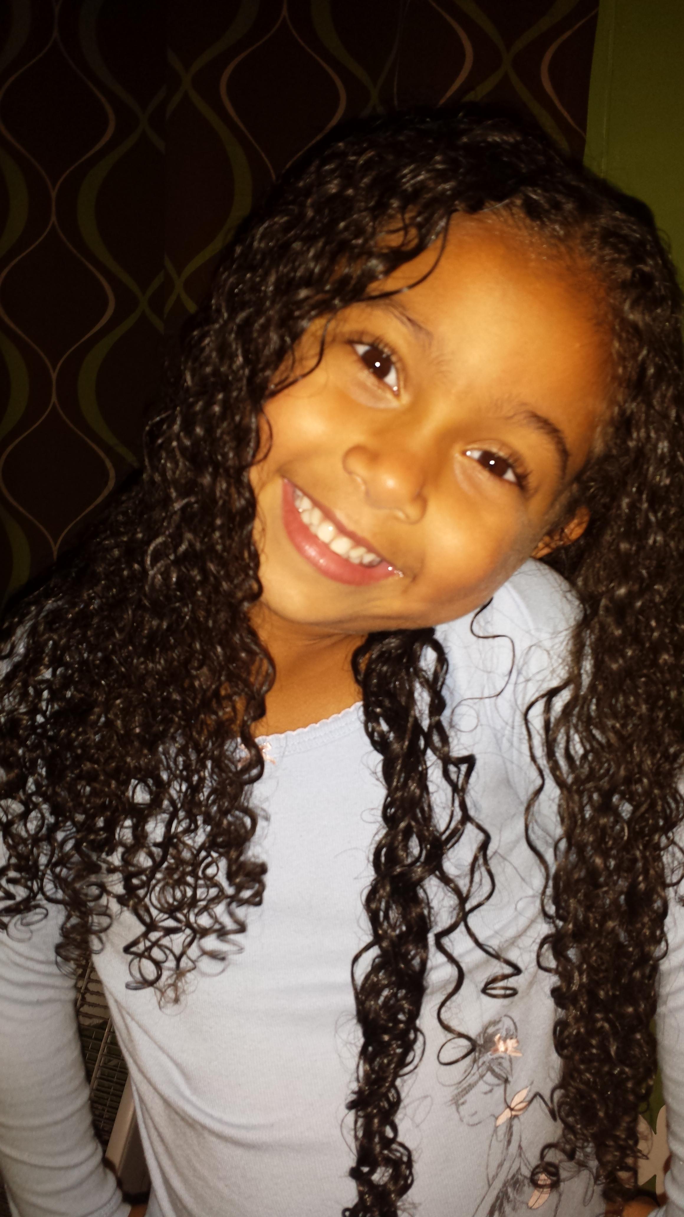 Cheat Sheet Mixed Kid Hair Care The Basics Mixed Family Life