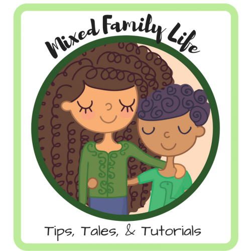 Mixed Family Life - Tips, Tales, and Tutorials