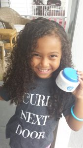 Many Ethnicities _ Refreshing way to get curls to POP -by Mixed Family Life for Multiracial Media