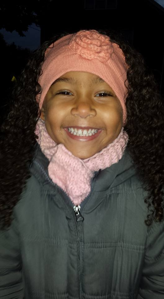 Holiday Gift Guide - Multiracial Kids / Biracial Hair Care by Mixed Family Life for Multiracial Media _ Ear Warmer