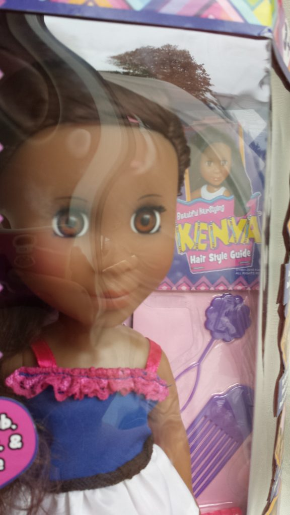 Curly Hair Dolls - Opinions - by Mixed Family Life for Multiracial Media