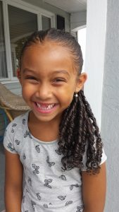 Finger Curls Ponytail by Mixed Family Life for Multiracial Media _ FingerCurlsAfter
